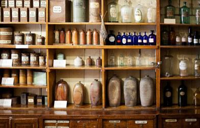Opremanje prodavaonica - ljekarne
