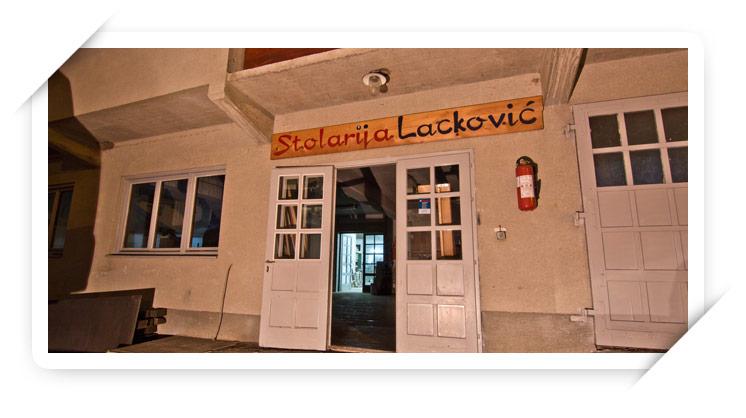 Stolarija Lacković